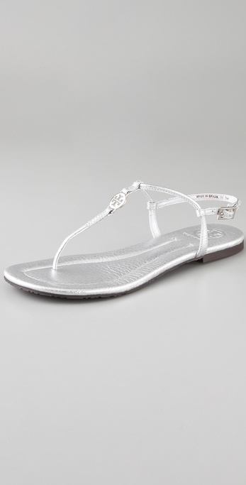 Tory Burch Emmy Thong Flat Sandals