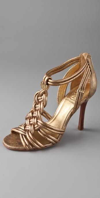 Tory Burch Constance High Heel Sandals