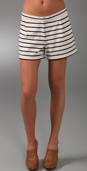 Tory Burch Achima Shorts