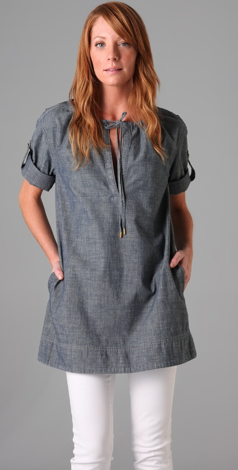 Tory Burch Lyot Tunic