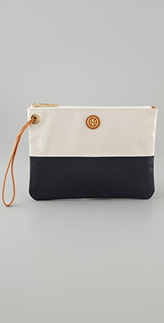 Tory Burch Marina Swimsuit Pouch
