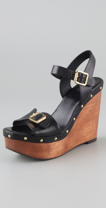 Tory Burch Tatum Wedge Sandals