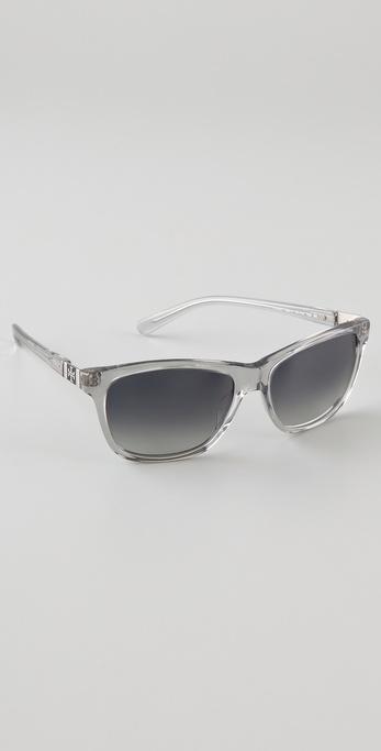 Tory Burch Translucent Sunglasses