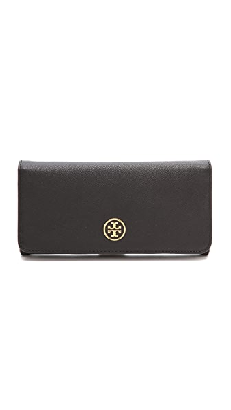 Tory Burch Saffiano Envelope Continental Wallet