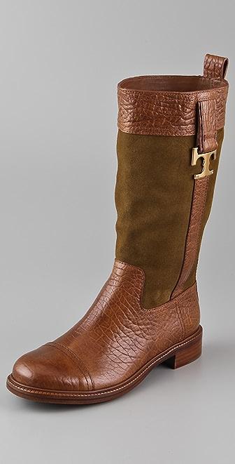 Tory Burch Corey Flat Boots