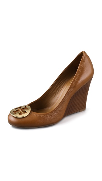 Tory Burch Sophie Wedge Pumps