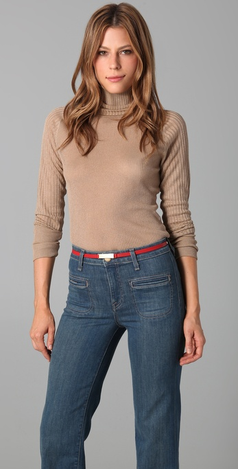 Tory Burch Caleb Turtleneck Sweater