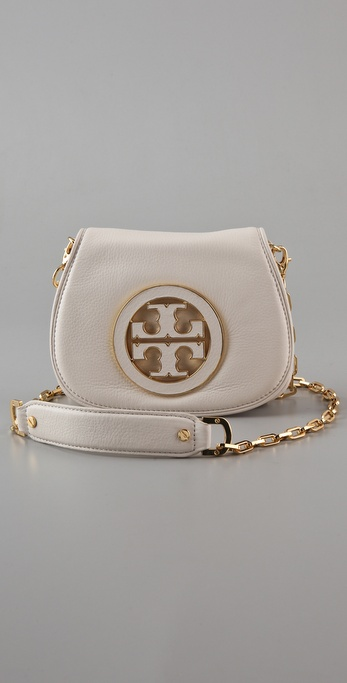 Tory Burch Amanda Mini Logo Clutch