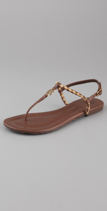 Tory Burch Aine Flat Sandals
