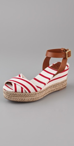 Tory Burch Karissa Wedge Sandals