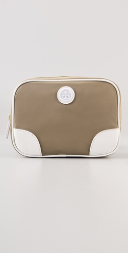 Tory Burch Robinson Classic Cosmetic Case