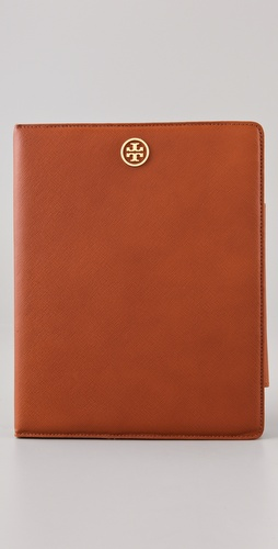 Tory Burch Robinson Flip iPad / Tablet Case