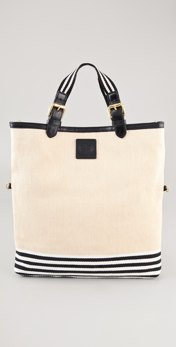 Tory Burch Kailey Messenger Tote