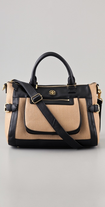 Tory Burch Carlin Small Satchel