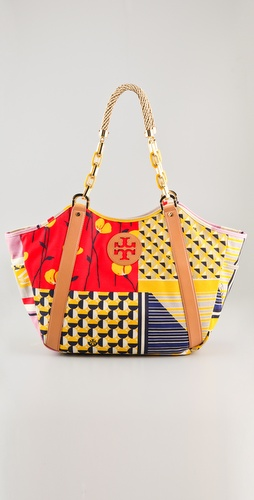 Tory Burch Karlya Carry All Bag