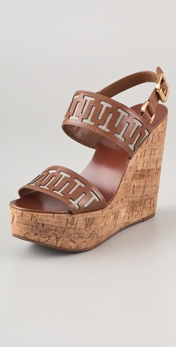 Tory Burch Regan Platform Sandals