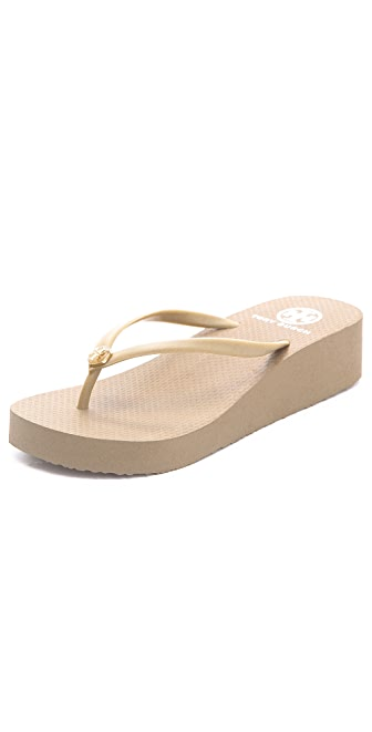 Tory Burch Wedge Thin Flip Flop