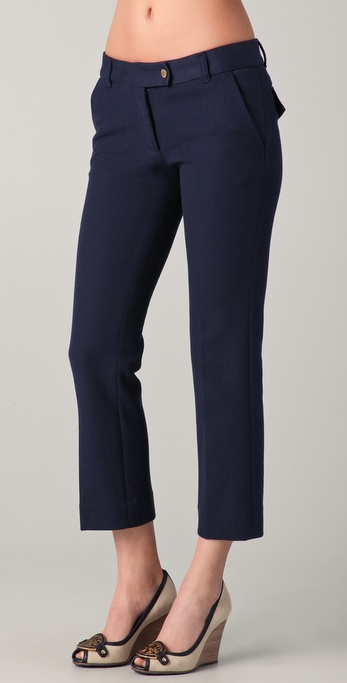 Tory Burch Sylvie Knit Pant