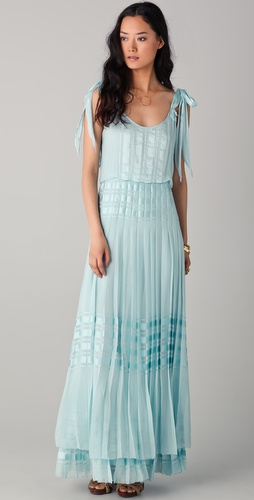 Tory Burch Leandra Maxi Dress
