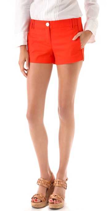 Tory Burch Shearer Shorts