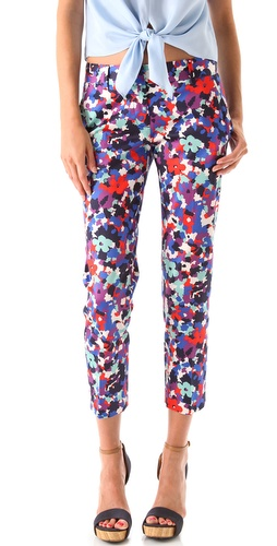 Tory Burch Tribley Pants