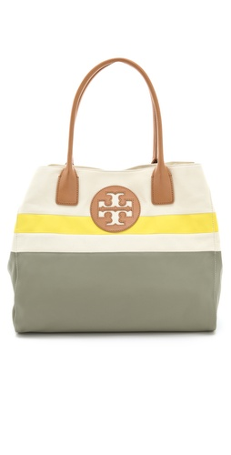 Tory Burch Dipped Beach Tote
