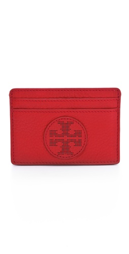 Tory Burch Kipp Slim Card Case