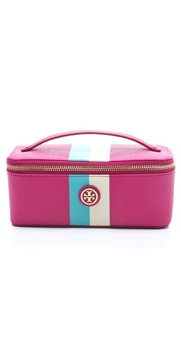 Tory Burch Roslyn Top Handle Cosmetic Case
