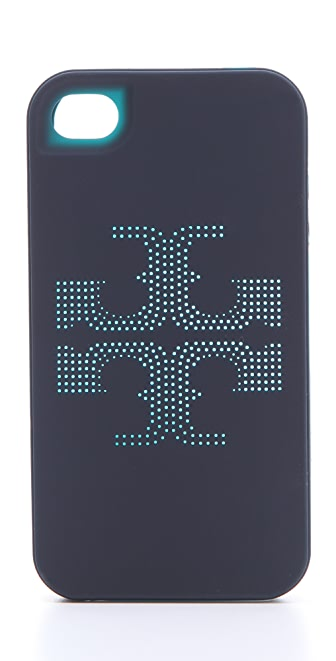 Tory Burch Kipp Silicone iPhone Case