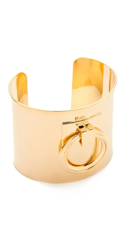 Tory Burch Door Knocker Bracelet