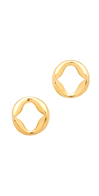 Tory Burch Cooper Stud Earrings