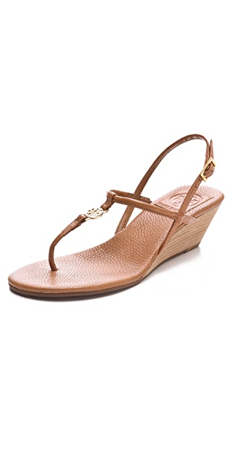 Tory Burch Emmy Wedge Sandals