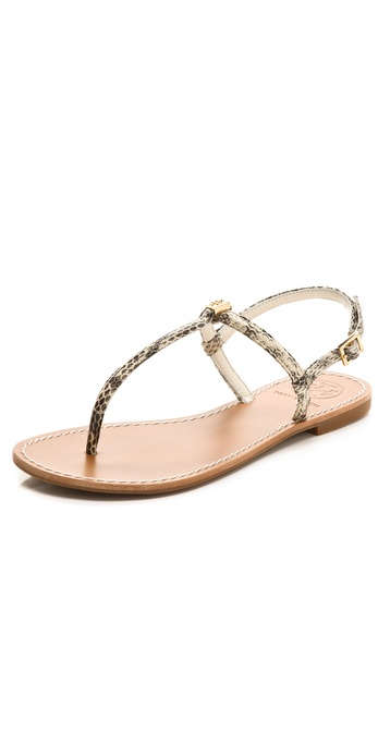 Tory Burch Alfie Flat Sandals