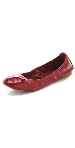 Shop Tory Burch Eddie Ballet Flats and Tory Burch online - Footwear,Womens,Footwear,Flats, online Store