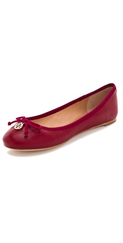 Tory Burch Chelsea Ballet Flats
