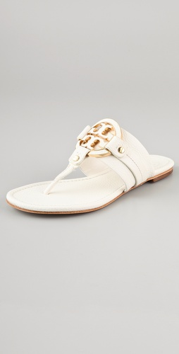 Tory Burch Amanda Flat Thong Sandals