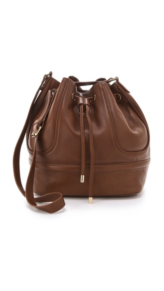 Tory Burch Daria Drawstring Bucket Bag