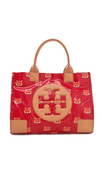 Tory Burch Foxy Printed Ella Tote