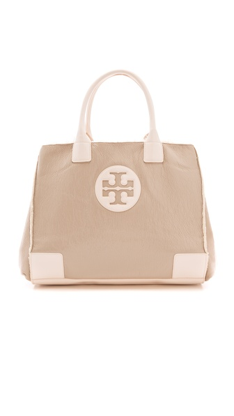 Tory Burch Crinkle Patent Ella Tote
