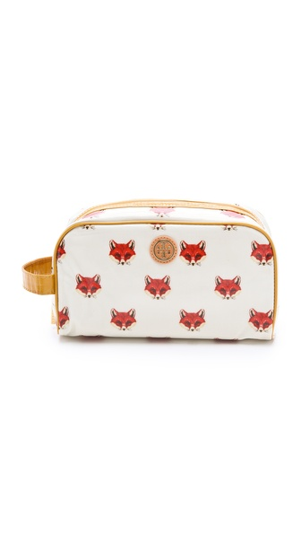 Tory Burch Foxy Printed Dopp Kit