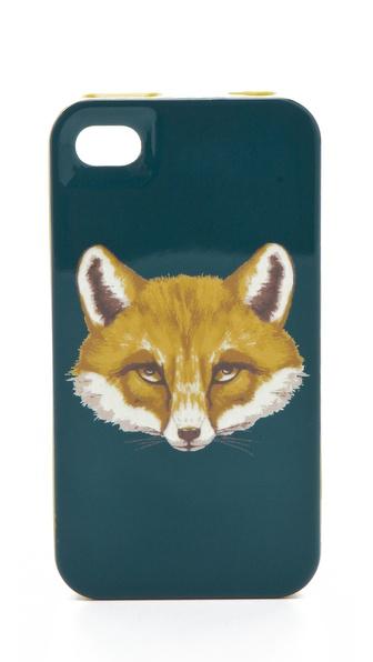 Tory Burch Foxy Hardshell iPhone 4 Case