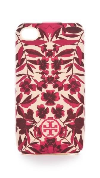 Tory Burch Garnet Soft iPhone 4 Case