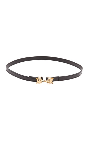 Tory Burch Kissing Fox Belt