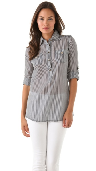 Tory Burch Brigitte Tunic