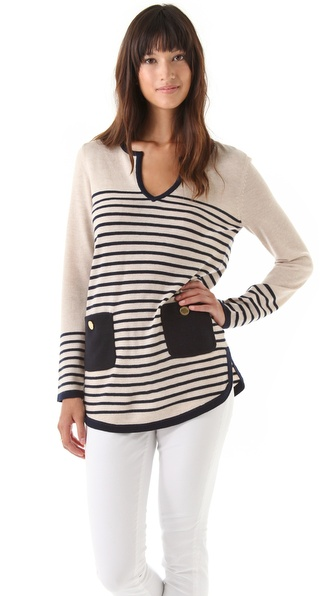 Tory Burch Odessa Tunic
