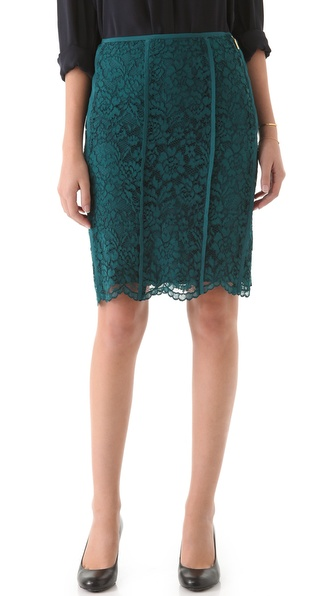 Tory Burch Everett Lace Skirt