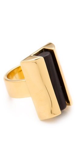 Tory Burch Column Ring