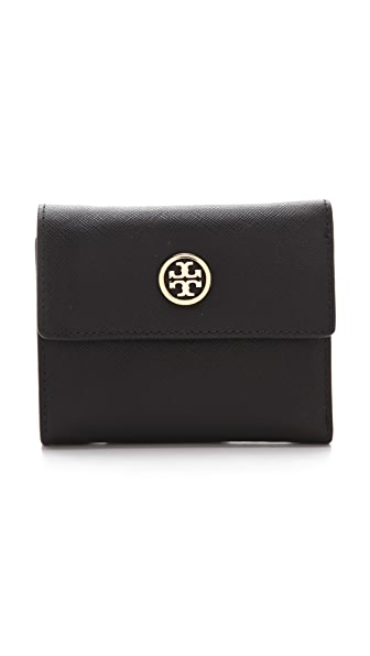 Tory Burch Robinson French Wallet