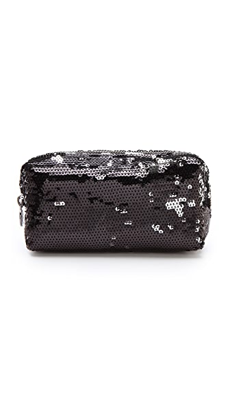 Tory Burch Sequined Cosmetic Case