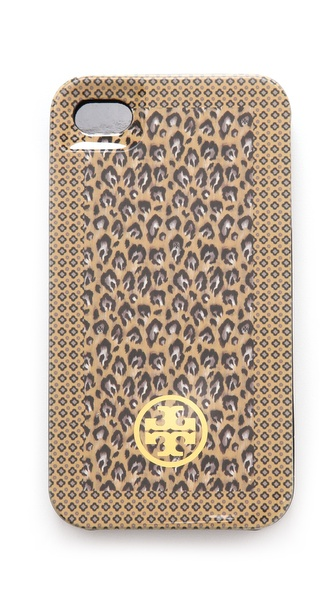Tory Burch Wray Mix Hardshell iPhone Case